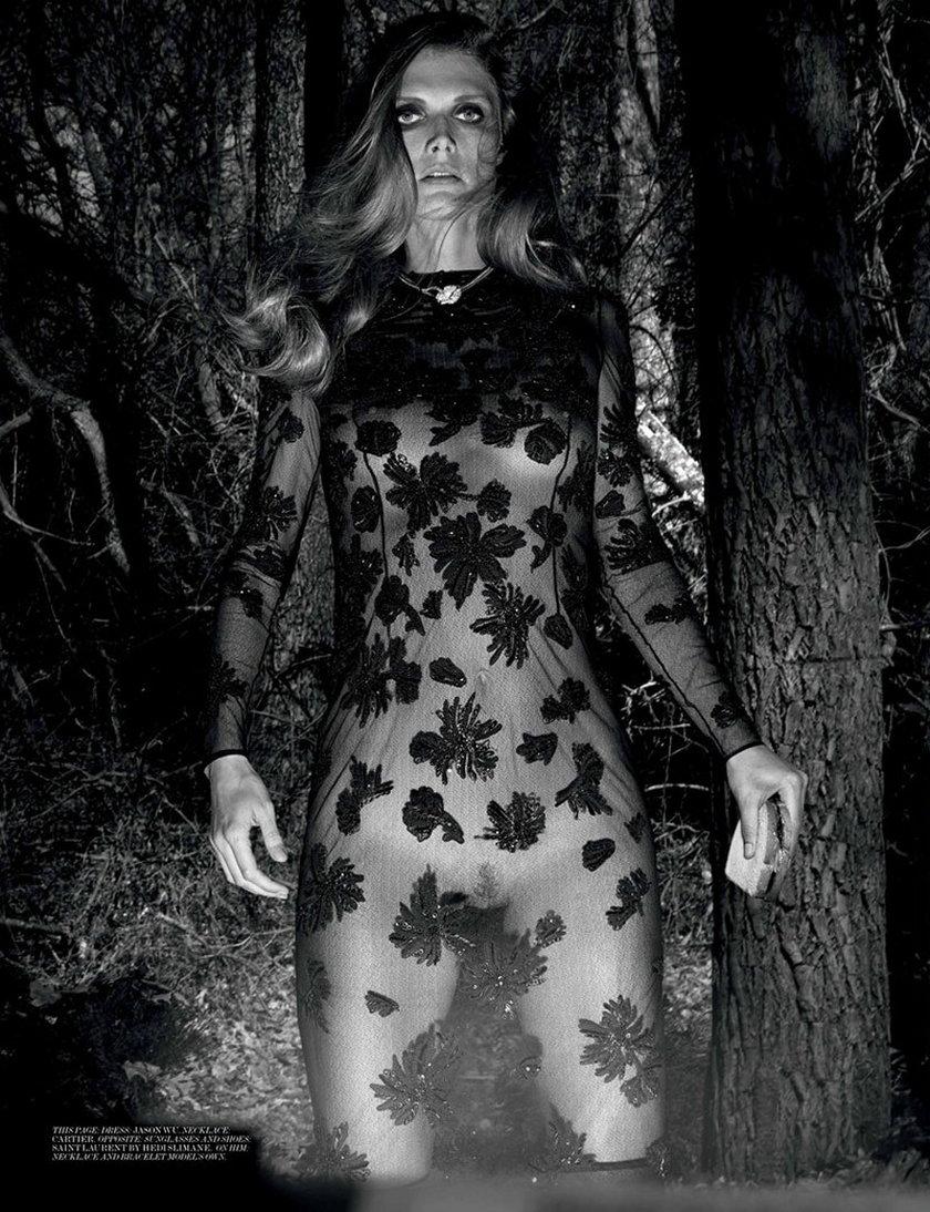 """Małgosia Bela w """"Interview Magazine"""""""