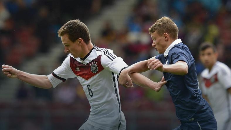 Borussia Moenchengladbach sprowadziła nastolatka z Nancy