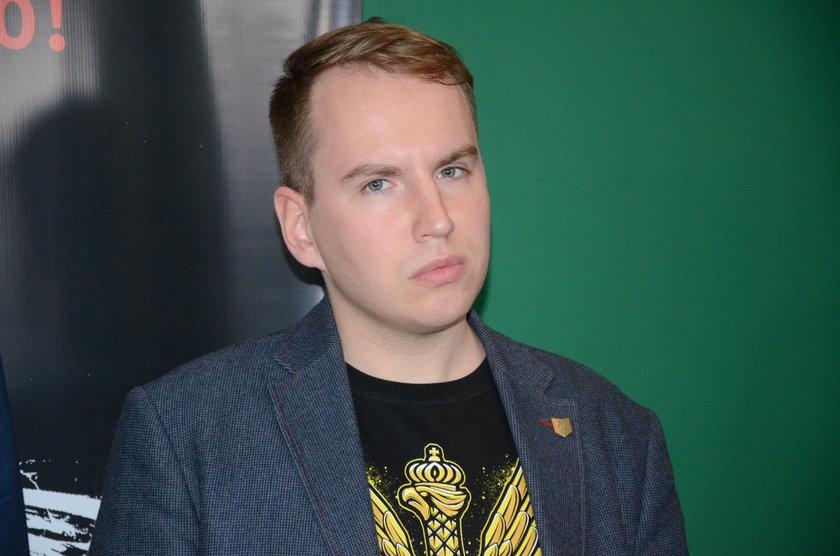 Adam Andruszkiewicz został właśnie wiceministrem cyfryzacji