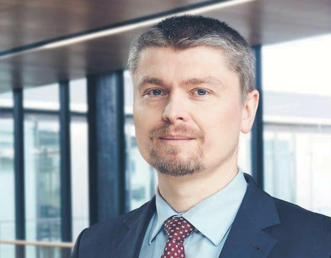 Tomasz Stępień prezes Gaz-Systemu