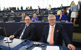 Czarnecki: Delegacja PiS nie poparła przyjętej przez PE rezolucji, bo przygotowała własny projekt