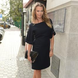Tamara Arciuch w ciąży. Wygląda kwitnąco!