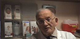 Ma 94 lata i jest lekarzem. Codziennie je ten produkt, by uniknąć przeziębienia