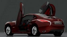 Chińskie coupe bliżej produkcji