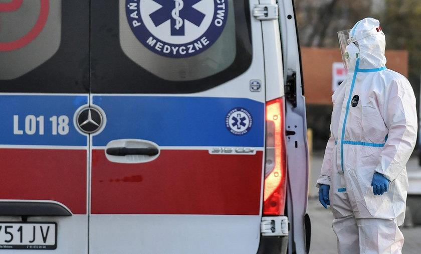 Ministerstwo Zdrowia podało najnowsze dane dot. zakażeń koronawirusem.