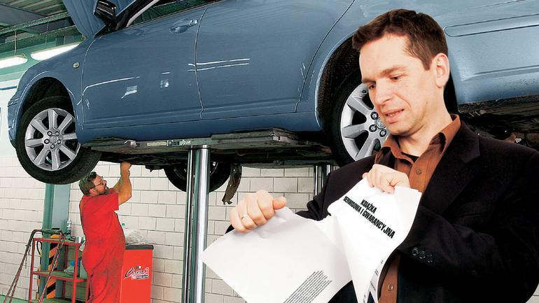 Gwarancja na używane auto