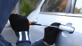 Najczęściej kradzione samochody w 2015 roku w Polsce