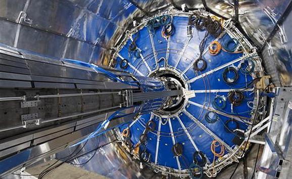 Veliki hadronski sudarač u CERN-u