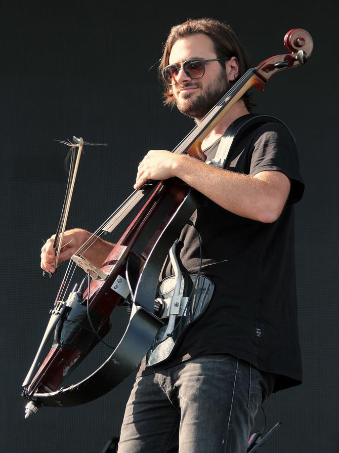 Stjepan Hauser iz 2Cellos