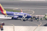 avion sleteo prinudno na filadelfijski aerodrom