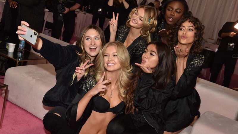 Victoria's Secret show 2018 / Fotó: Northfoto