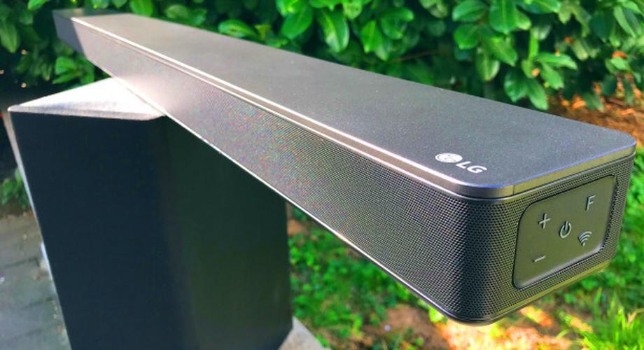 LG SK6F im Test: günstige & gute Soundbar mit wireless Sub