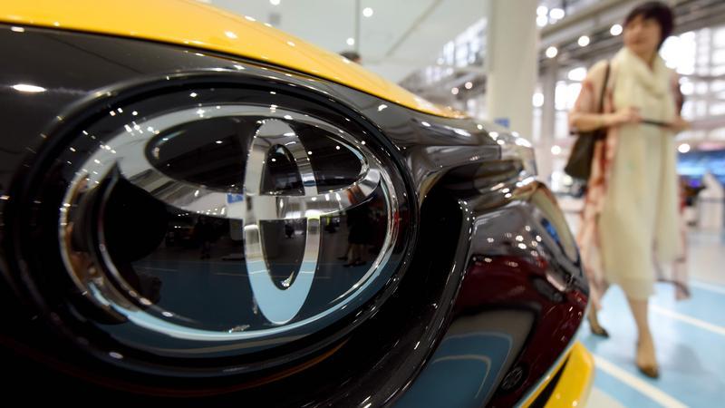 Nvidia partnerem Toyoty w produkcji autonomicznych aut