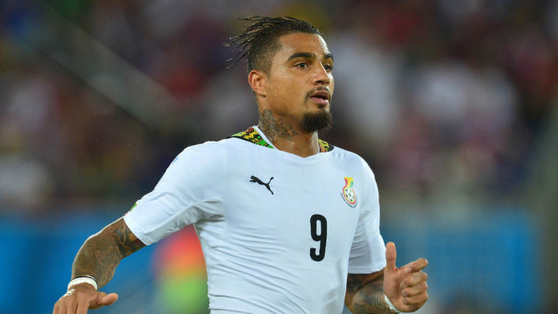 Image result for Kevin-Prince Boateng for ghana