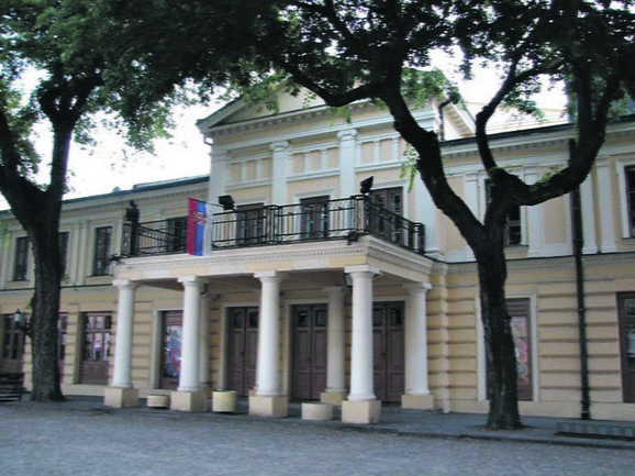 Ovde se sve desilo: Pozorište u Somboru