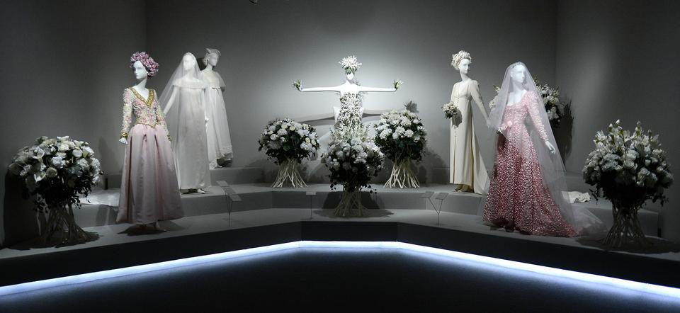 Suknie ślubne autorstwa Huberta de Givenchy