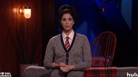 Sarah Silverman skomentowała skandal z udziałem Louisa C.K.