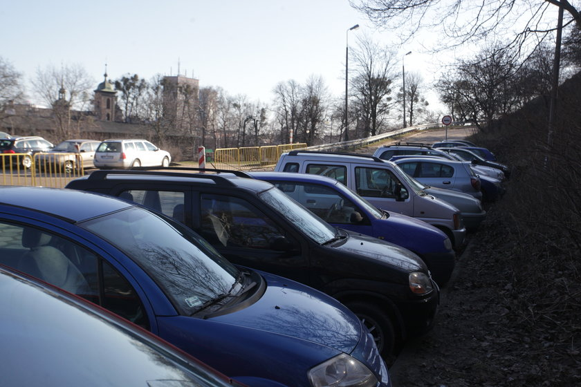 Na Górze Gradowej będzie płatny parking