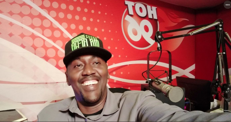 My kids wiped vomit from my mouth – Hot 96 presenter opens up on alcohol addiction