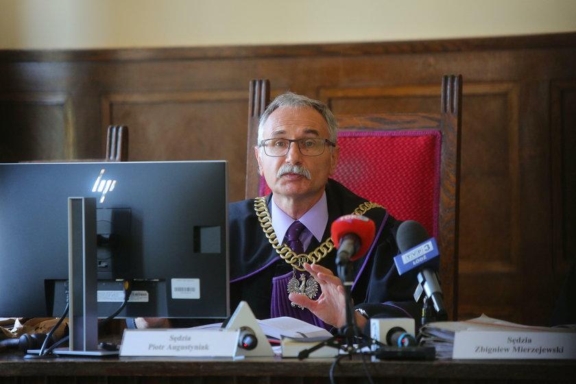Sędzia Piotr Augustyniak