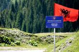 albanska zastava