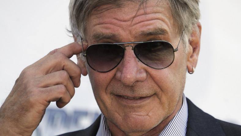 Harrison Ford leczy złamaną kostkę