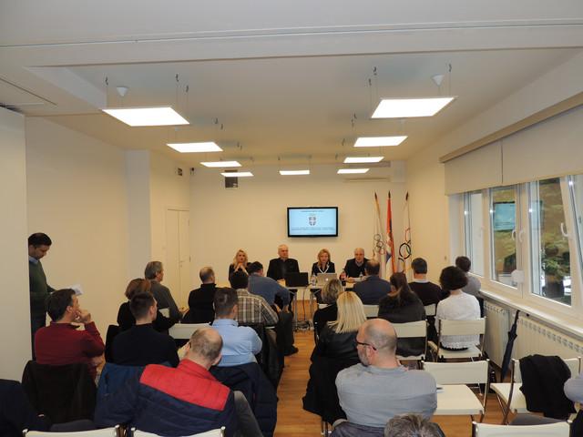 Sastanak Zdravstene komisije Olimpijskog komiteta Srbije