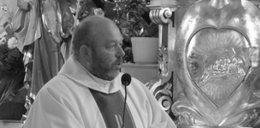 Ksiądz z Toszka zginął w wypadku