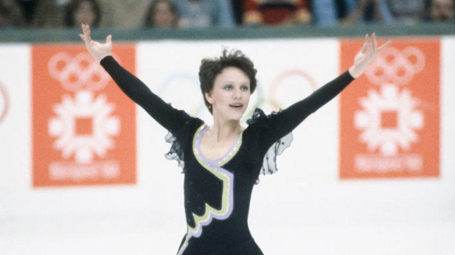 Kira Iwanowa na igrzyskach w Sarajewie
