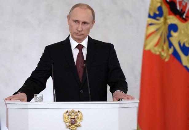 Władimir Putin połknął Krym, ale nie ma pieniędzy, by utrzymać go w dobrym stanie