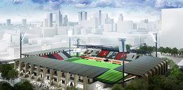 Taki będzie stadion Polonii