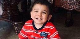 Spalone zwłoki chorego 2-latka w sadzie migdałowym. Zrobili mu to rodzice?