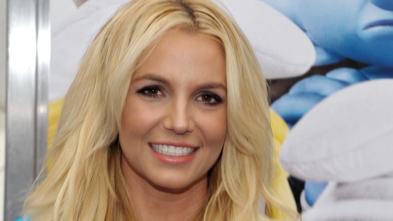 Tajemnicze odliczanie Britney Spears