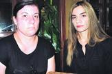 Zamenjen les majke cerke Mirjana levo i Biljana Bogdanovic_foto Predrag Vujanac
