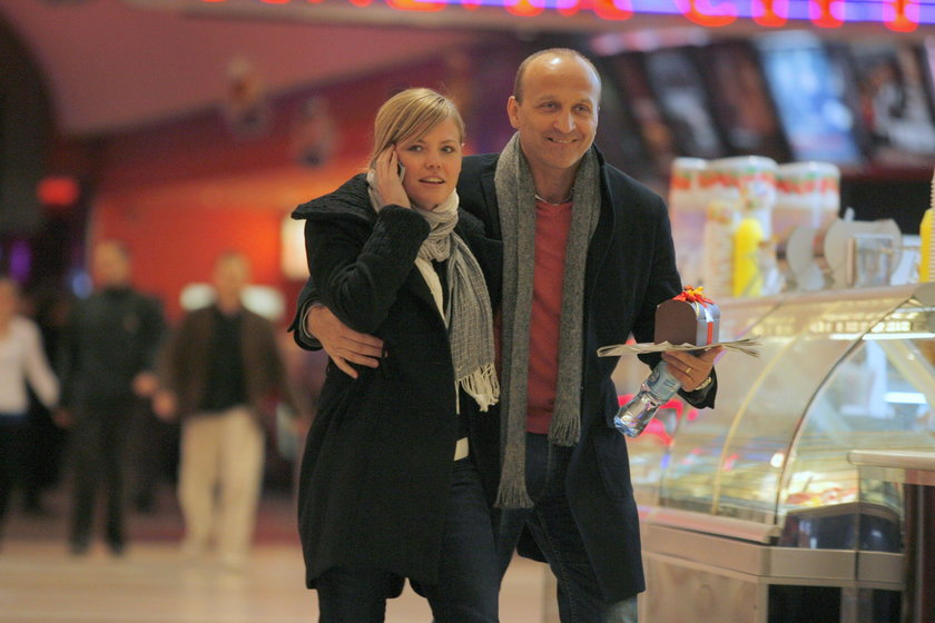 Isabel i Kazimierz Marcinkiewiczowie w 2010 r.