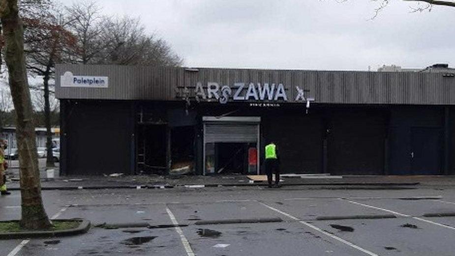Нидерланды: после серии взрывов город запретил открывать магазин с польской продукцией