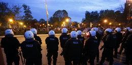 46 zadymiarzy zatrzymanych, 2 tymczasowe areszty, 25 dozorów policyjnych