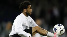 Dani Alves żegna się z Juventusem