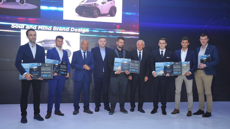 Laureaci konkursu na projekt polskiego auta elektrycznego