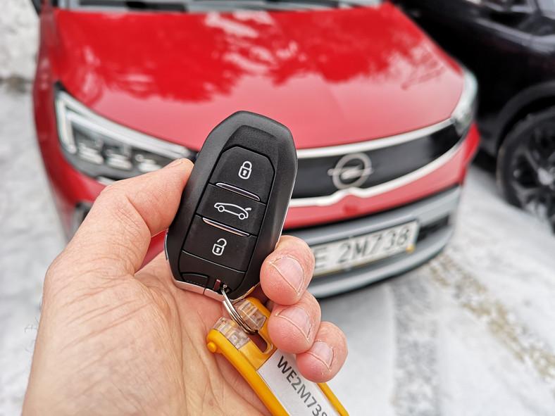 Opel Crossland 1.2 TurboA6 Elegance + Pakiet Ultimate