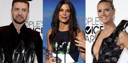 Gwiazdy na People's Choice Award 2014