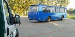 Autobusem bez hamulców wiózł dzieci na basen!