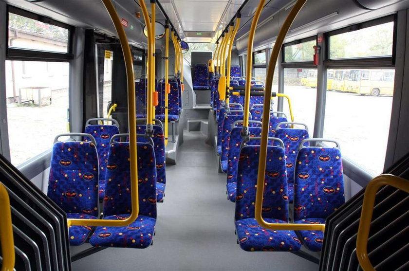 Takimi autobusami będziemy jeździć
