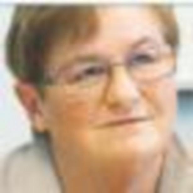 Gertruda Świderska | przewodnicząca komisji egzaminacyjnej na biegłego rewidenta