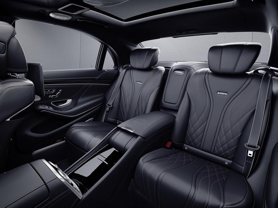 Mercedes Benz Logo >> Mercedes-AMG S 65 Final Edition – V12 dla kolekcjonera