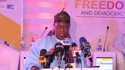 Lai Mohammed explains why FG increased hate speech fine to N5m