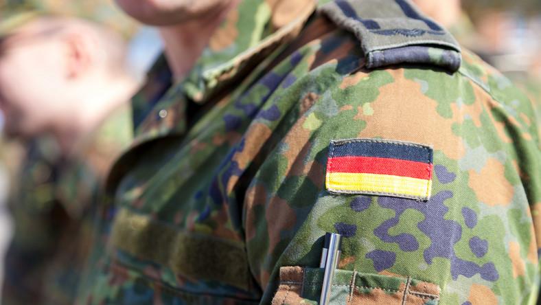 wojsko niemieckie Bundeswehra