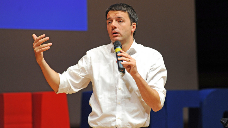 Matteo Renzi, były premier Włoch