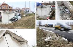 """SVEDOCI STRAVIČNOG UDESA U ŽARKOVU """"Mladić se nije video koliko je automobil bio smrskan, pozlilo mi je kad sam shvatila šta se dogodilo"""""""