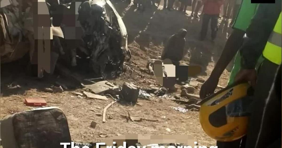 Over 10 Dead In Nasty Road Accident Along Nakuru Nairobi